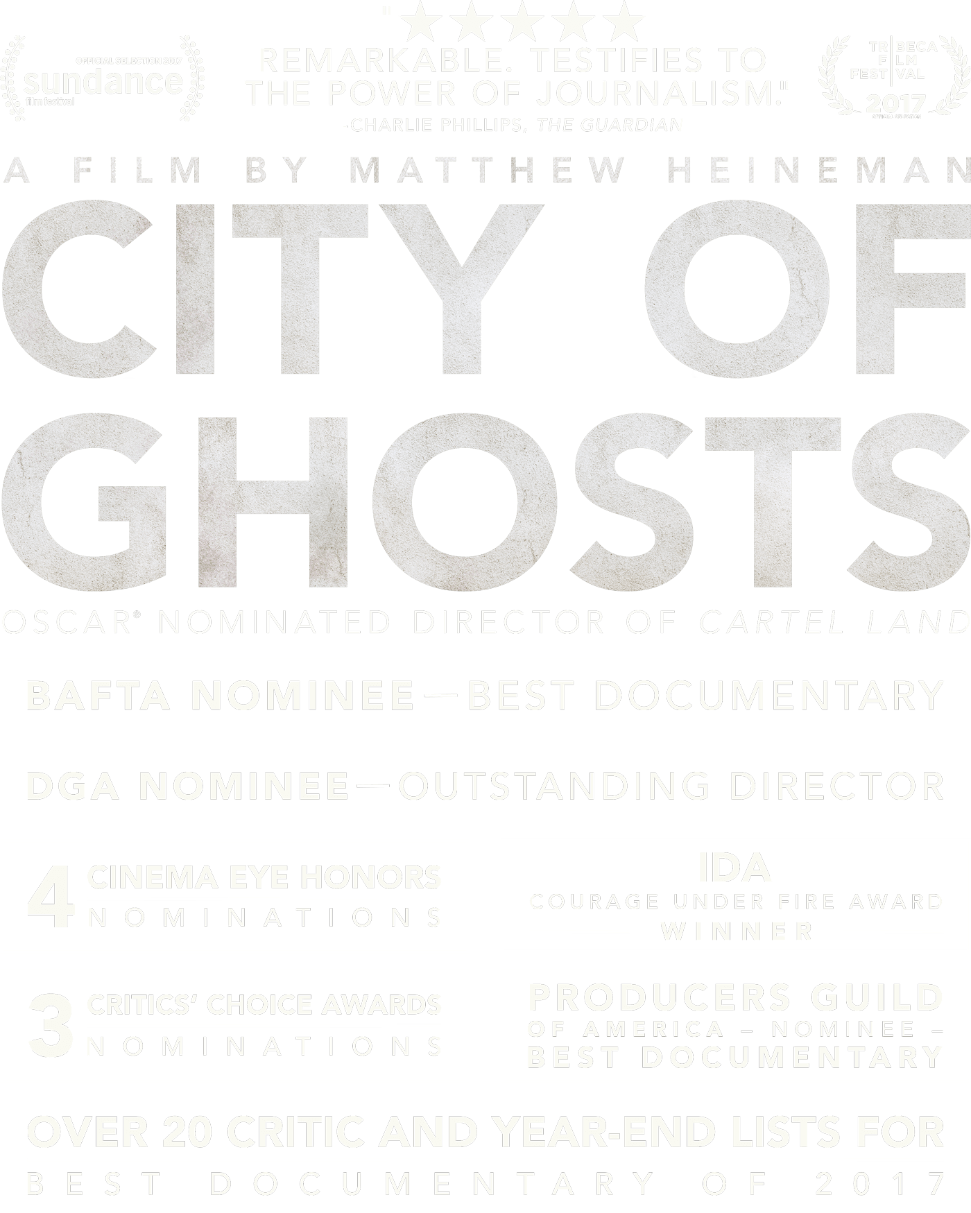 City of Ghosts - Official Movie Site